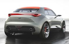 The latest concept car from Kia is the Provo - set to be displayed at the Geneva Motor Show Mazda, Toyota, Citroen Ds3, Automobile, Car Rental Company, Kia Motors, Womens Health Magazine, Audi A1, Ford