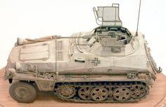 Tamiya's Sd.Kfz.250/9