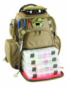 Wild River by CLC WN3604 Tackle Tek Nomad Lighted Backpack at http://suliaszone.com/wild-river-by-clc-wn3604-tackle-tek-nomad-lighted-backpack/