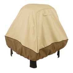 Fire Pit Covers - Classic Accessories Veranda Fire Pit Cover XLarge Standing * You can get additional details at the image link.