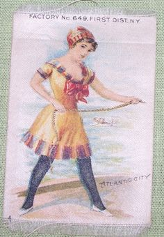 love this photo. Bathing Costumes, Bathing Beauties, Black Tights, Vintage Photos, Maps, Victorian, Bow, Colorful, Silk
