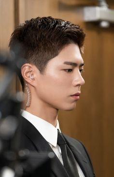 Park Bo Gum Cute, Park Bo Gum Wallpaper, Lee Joo Young, Korean Men Hairstyle, Park Go Bum, Cute Korean Boys, Korean Guys, Kdrama Actors, Korean Actors