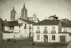 León, fotos antiguas
