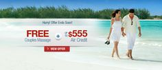 All inclusive caribbean vacation packages to Sandals or Beaches resorts