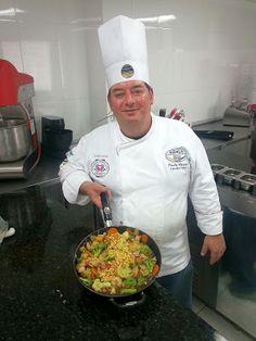 O Mago das Panelas - Chef Paulinho Pecora: O Que Acontece na Gastronomia Mundial ... ?