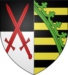 House of Wettin - Elector of Saxony and Arch-Marshal of the Empire.