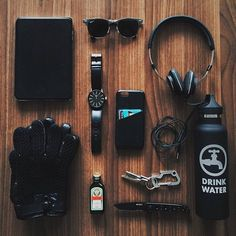 Everyday carry -