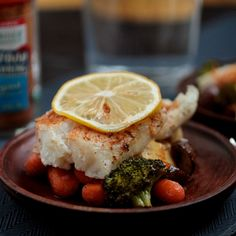 Baked Cod With Lemon and Olive Oil Recipe | Frontier Co-op | Frontier Co-op