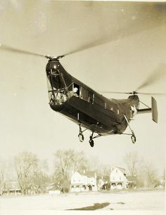 October 24, 1919: Frank Piasecki is born in Philadelphia, Pennsylvania. Piasecki becomes the second man in the United States to fly a helicopter in 1943. Piasecki's company develops many of the world's most successful tandem rotor helicopters including the H-21 Shawnee, CH-46 Sea Knight and CH-47 Chinook.