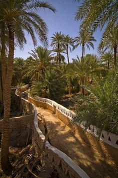 Old Ghadames Street, Nalut District, Libya (by Eric Lafforgue on Flickr)