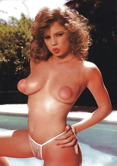 Big vintage pointy tits