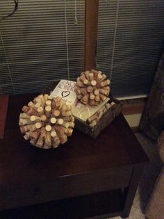 Large cork ball