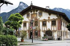 1000 Images About Germany Oberammergau On Pinterest