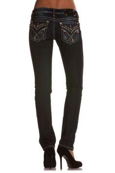 Miss Me - Womens Thick Stitch Stretch Skinny Jeans JW5690S2 $98.00