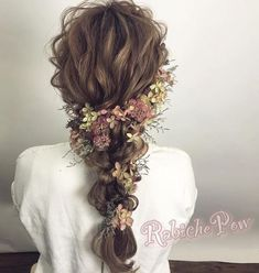 29 Pretty Beautiful and Cute Amazing Hairstyles for Women Page 19 Top nail nageldesign hochzeit Bride Hairstyles, Pretty Hairstyles, Amazing Hairstyles, Updo Hairstyle, Hairstyle Ideas, Diy Hair Care, Curly Wedding Hair, Hair Arrange, Before Wedding