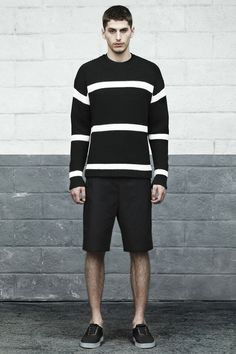 Paris Fashion Week (Menswear): T by Alexander Wang - Spring 2014