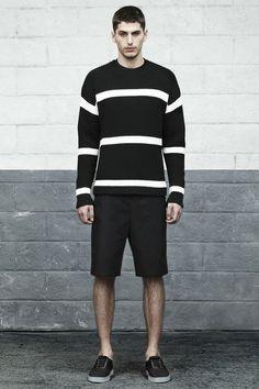 Paris Fashion Week (Menswear): T by Alexander Wang - Spring 2014