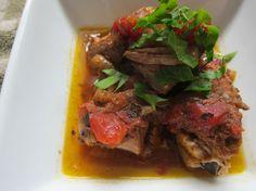 Crock Pot Puerco pibil (pork)
