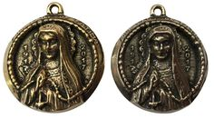 Our Lady of Fatima Centennial Pendant (1917-2017)