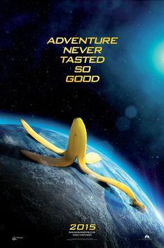 """Bananaman (2015) -  tagline: """"Adventure never tasted so good"""""""