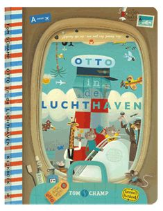 Tom Schamp | Otto in de luchthaven