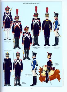 Empire, Army Uniform, Military Uniforms, War Of 1812, French Army, Napoleonic Wars, Toy Soldiers, Military Art, World History