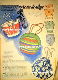 Crochet Vintage, Vintage Diy, Vintage Gloves, Vintage Purses, Craft Patterns, Vintage Sewing Patterns, Make Do And Mend, Retro Mode, Couture Sewing