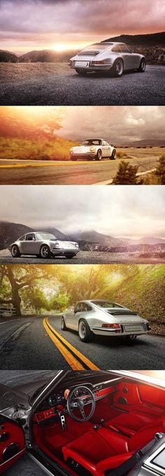 Porsche 911 Singer.   Photo by www.notbland.com