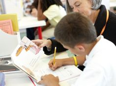 Focusing on children from low-income communities, READING PARTNERS funnels struggling readers into free tutoring programs that offer one-on-one instruction.