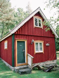 Ulrica Wihlborg photography. former chicken house, Sweden