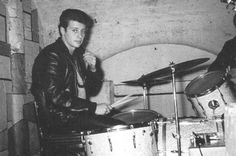 pete best at drums - Google Search