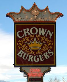 Crown Burgers #SLC
