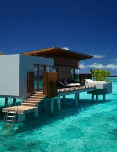Park Hyatt Hadahaa in the Maldives
