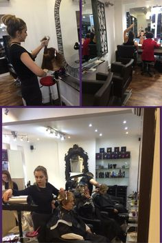 Our in-house Academy training amazing future stylists for our industry - did you know we offer private NVQ training and can provide training for your salon? PM us for more details