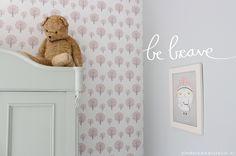 Meisjeskamer girlsroom | Kinderkamerstylist