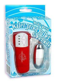 Multi Speed Waterproof Bullet