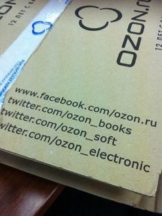 Пример от Ozon.