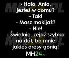 halo-ania-jestes-w-domu