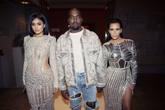 Keeping Up With Kimye — Kim, Kanye & Kylie at the 2016 MET Gala
