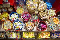 Hope and Greenwood covent garden shop sweets display by Shiny Thoughts,