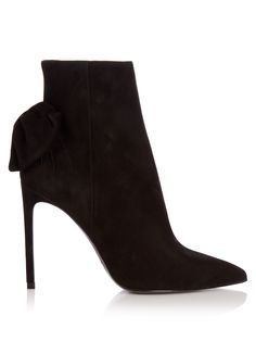 Paris suede ankle boot | Saint Laurent | MATCHESFASHION.COM US