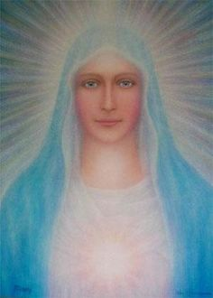 Mary, The World Mother.