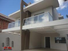 Casa em porto belo Sobrado novo em pereque - FS Imobiliária em itapema SC