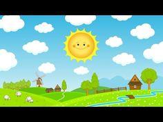 Slovenské ľudové básničky a riekanky pre deti – 1.časť - YouTube Diy And Crafts, Preschool, Decorations, Retro, Youtube, Baby, October, Kid Garden, Dekoration