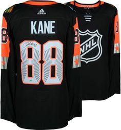 8f5be1025 Autographed Patrick Kane Blackhawks Jersey Fanatics Authentic COA  Item 8709248  NHL  Hockey