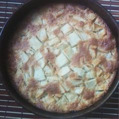 French Apple cake!