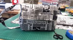 Kiga Tasche ........ 14.90€+4.90€ Porto Hermes Päckchen.......http://engaspatchwork.blogspot.de/#h=795-1391680727838