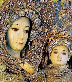 lady o the rosary of Manaogin  in Philippines