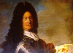 Messire César de Grolée de Viriville, Comte de Peyre, Lieutenant-Général des Armées du Roi en Languedoc.