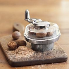 William Bounds Nutmeg Grinder – $24 #kitchen #gadget #utensil #snack #gring #cook #eat